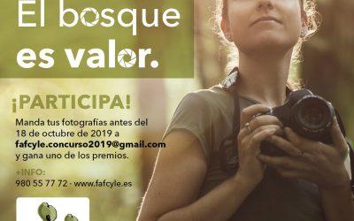 """Concurso de Fotografía """"El bosque es valor"""""""