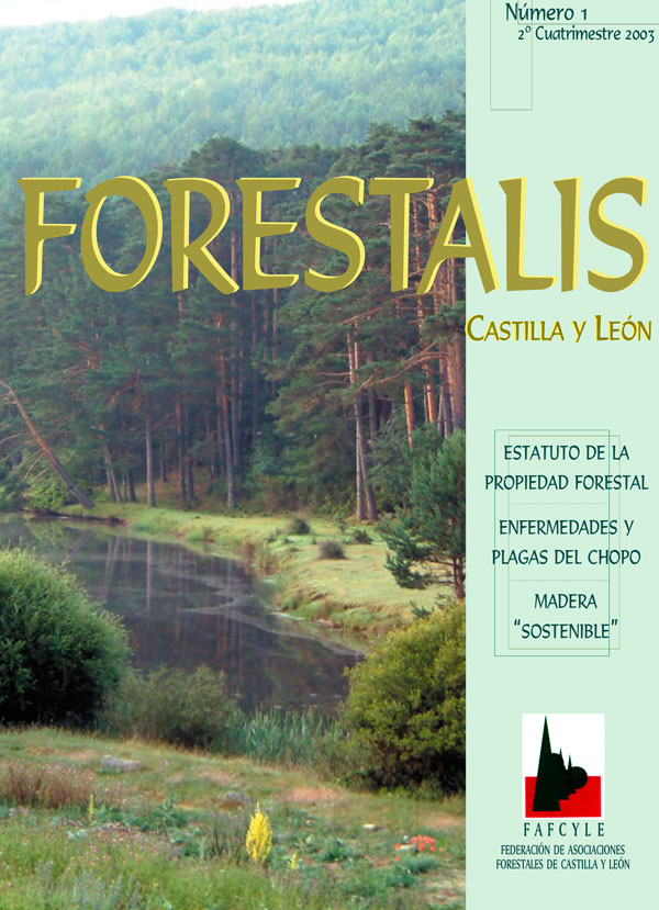 Revista Forestalis Nº 1
