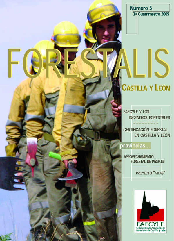 Revista Forestalis Nº 5