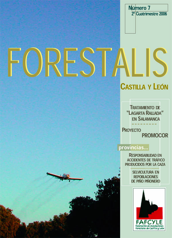 Revista Forestalis Nº 7