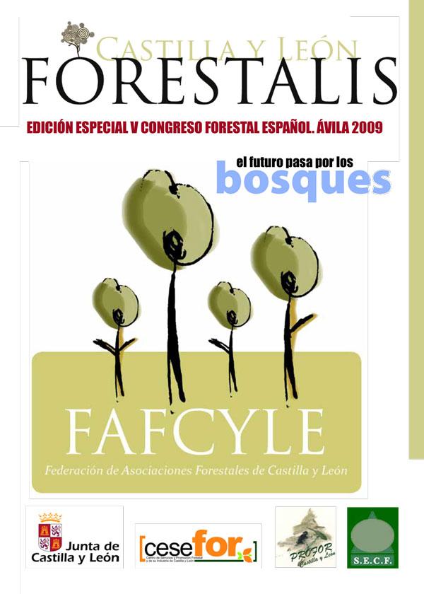 Forestalis: V Congreso Forestal Español