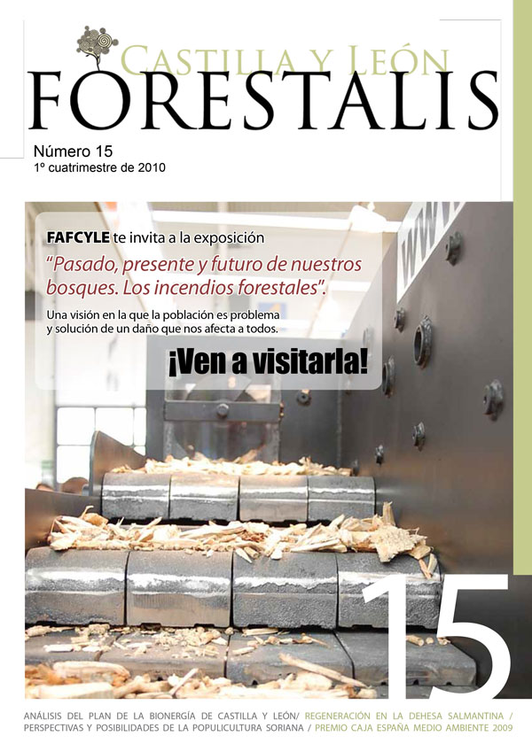 Revista Forestalis Nº 15
