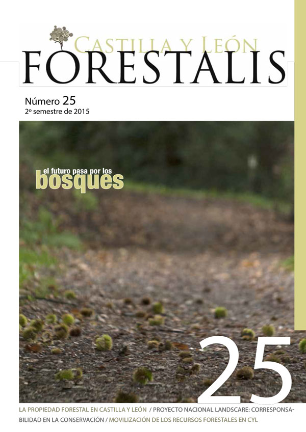 Revista Forestalis Nº 25